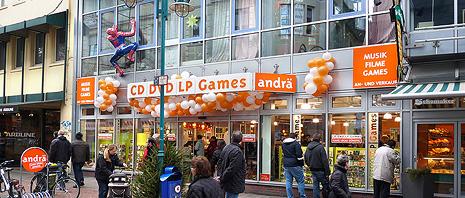 Günstige Medien, gebrauchte CDs und DVDs in Duisburg