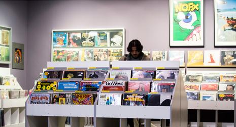 LPs - gut sortiert und immer ganz legal günstig