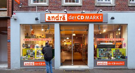 Günstige Medien, gebrauchte CDs und DVDs in Münster und Dortmund